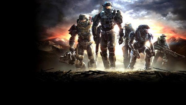 Halo Reach background for 360