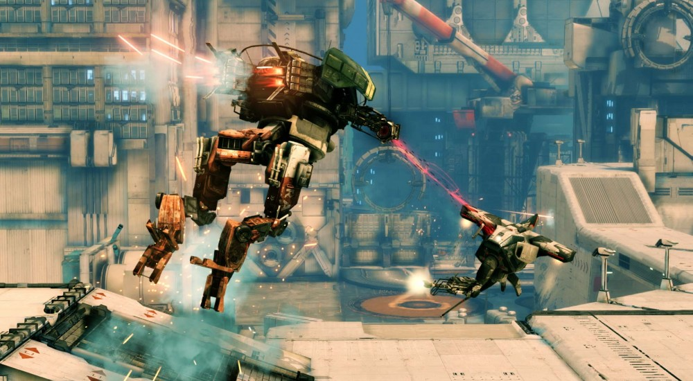 Hawken to Be Removed from Steam This Winter