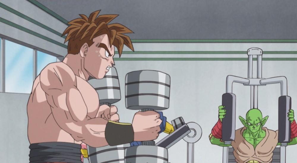 The return of Vegeto in Dragon Ball Super!