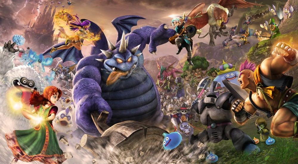 Dragon Quest Heroes 2 Receives Official Western Release Date