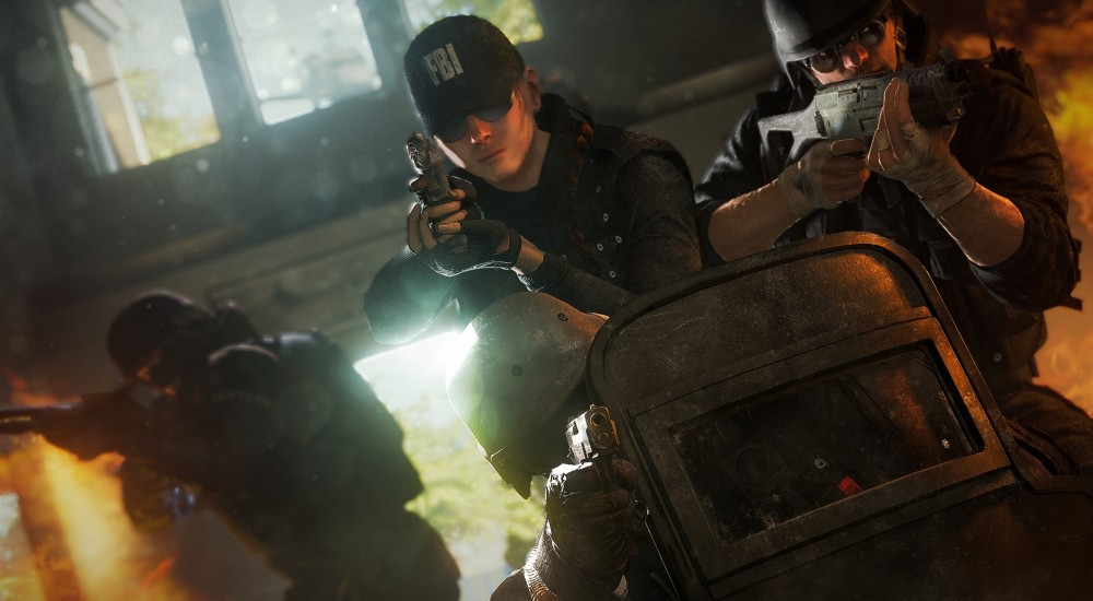 Tom Clancy's Rainbow Six Siege Year 2 Pass Now Available