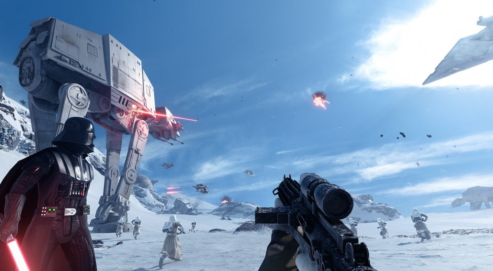 Star Wars Battlefront's future expansions detailed