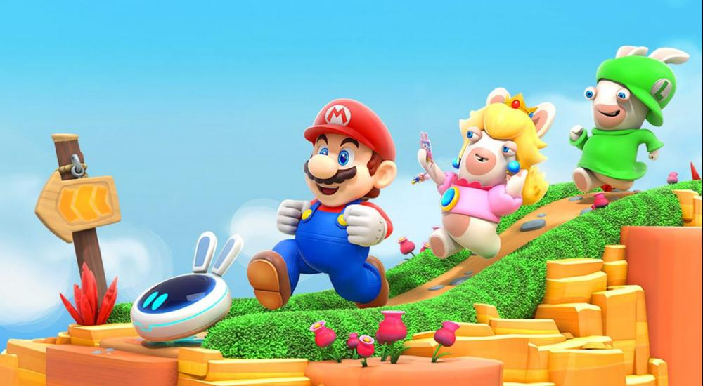 Mario + Rabbids Kingdom Battle releases its second DLC Pack