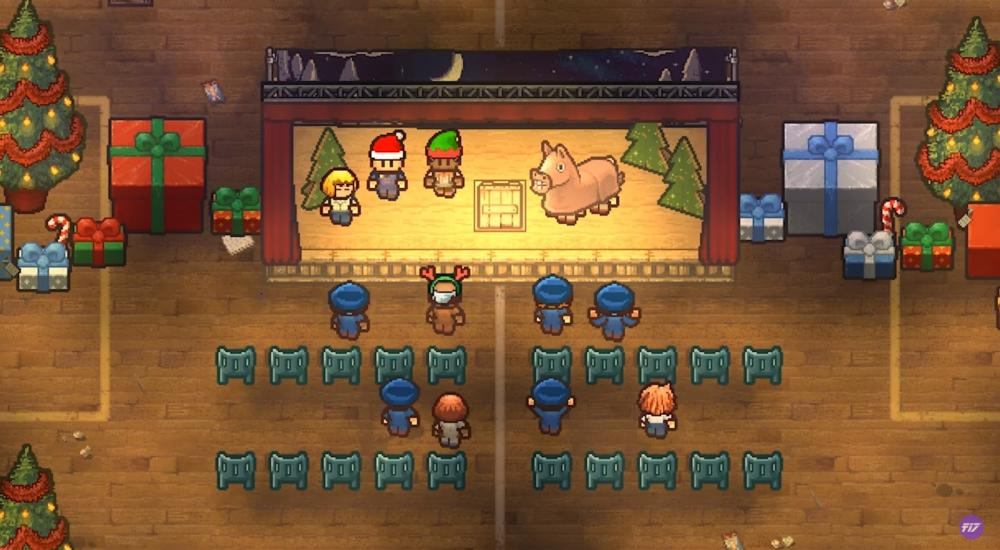 The Escapists 2 Finally Releasing on Nintendo Switch in January