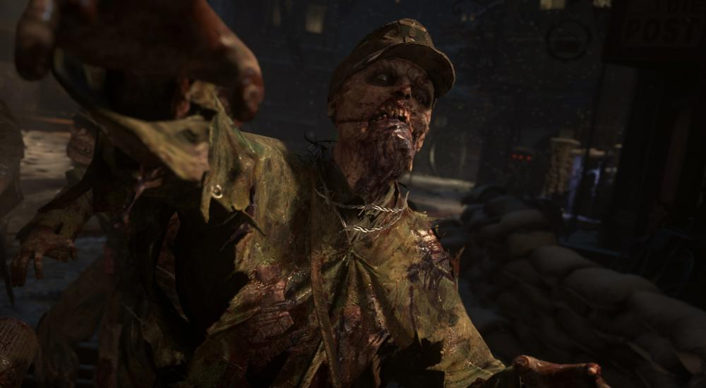 Battle The Nazi Zombie Scourge In Call of Duty: WWII's Zombies Mode
