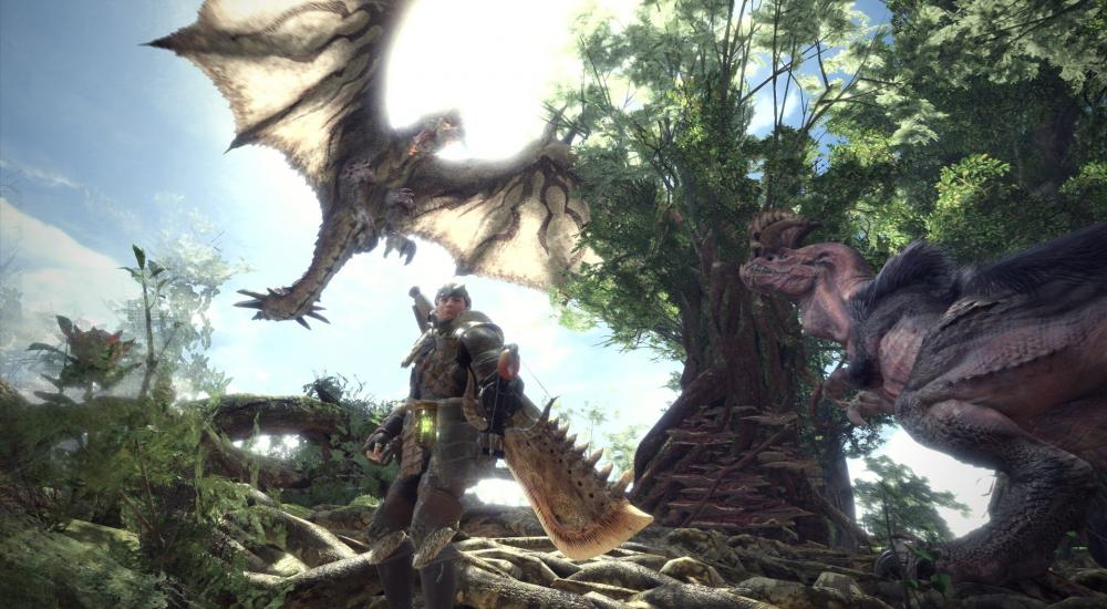 Tons of Videos for the Monster Hunter