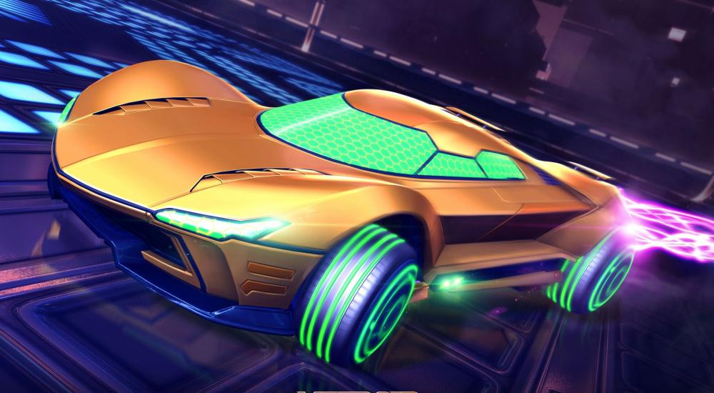 Battle-Cars coming to Rocket League as a Nintendo Switch Exclusive