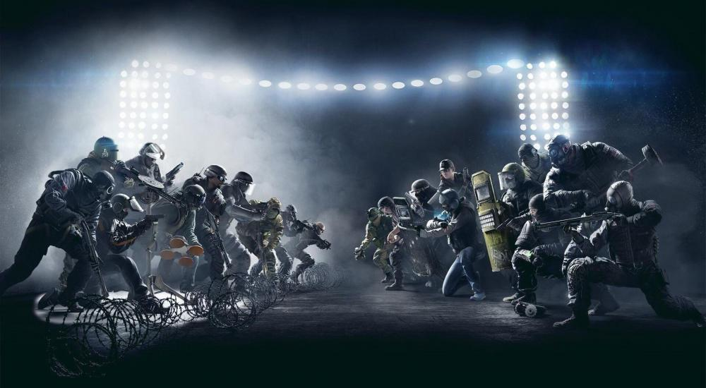 Ubisoft unveils Rainbow Six Siege's newest Operators, Finka and Lion