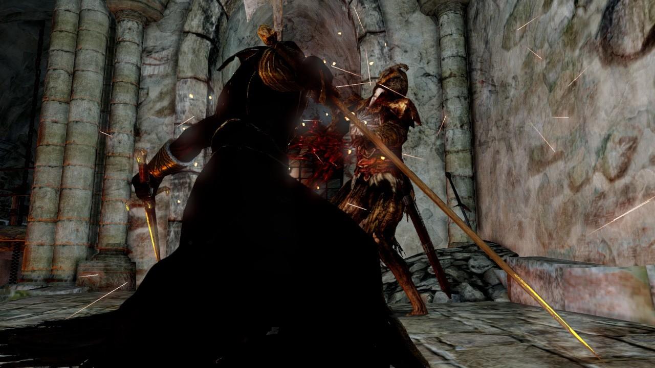 New Dark Souls 2 Screens, Beta Details