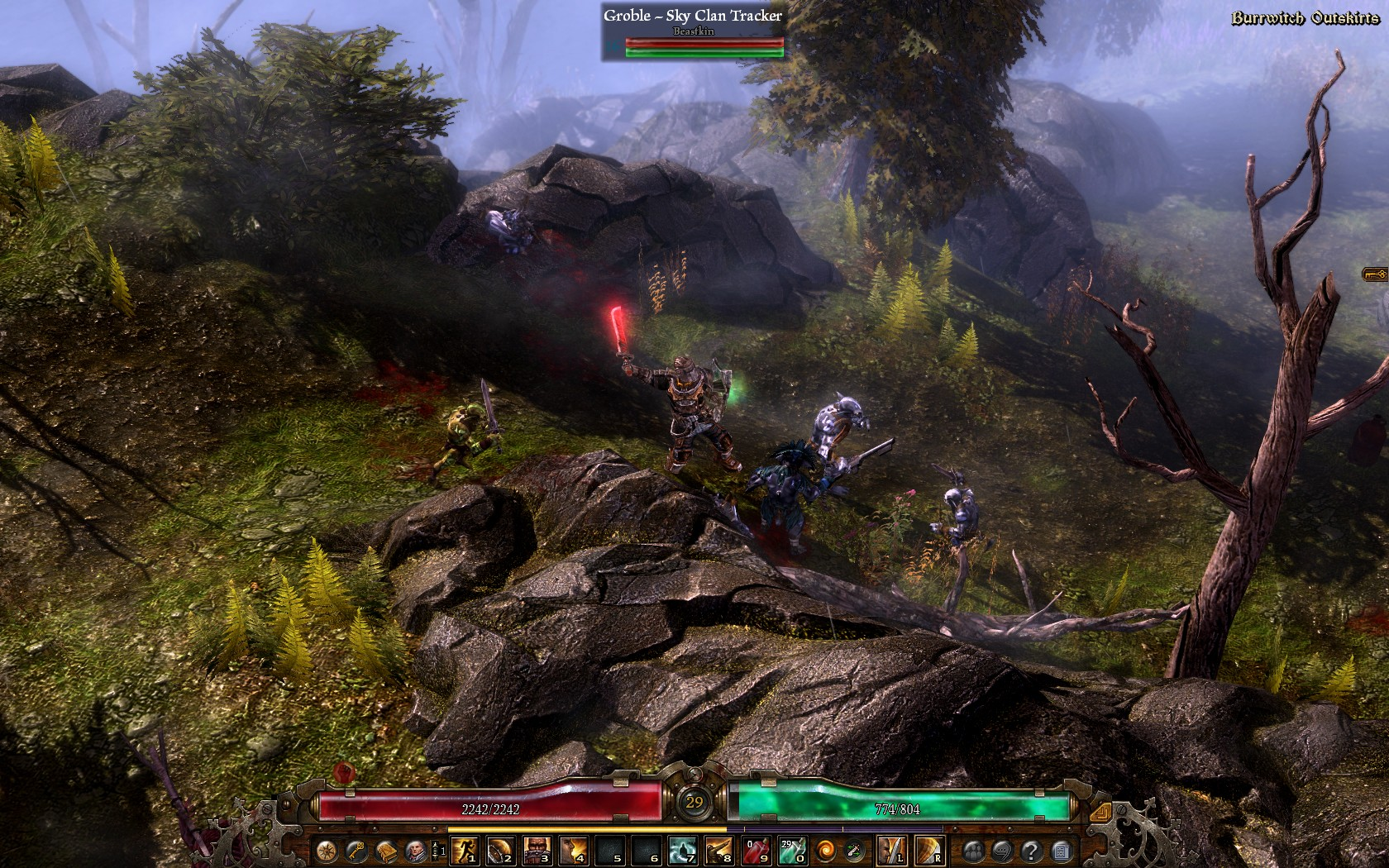 Co-Optimus - News - Act II: Old Arkovia Released for Grim Dawn