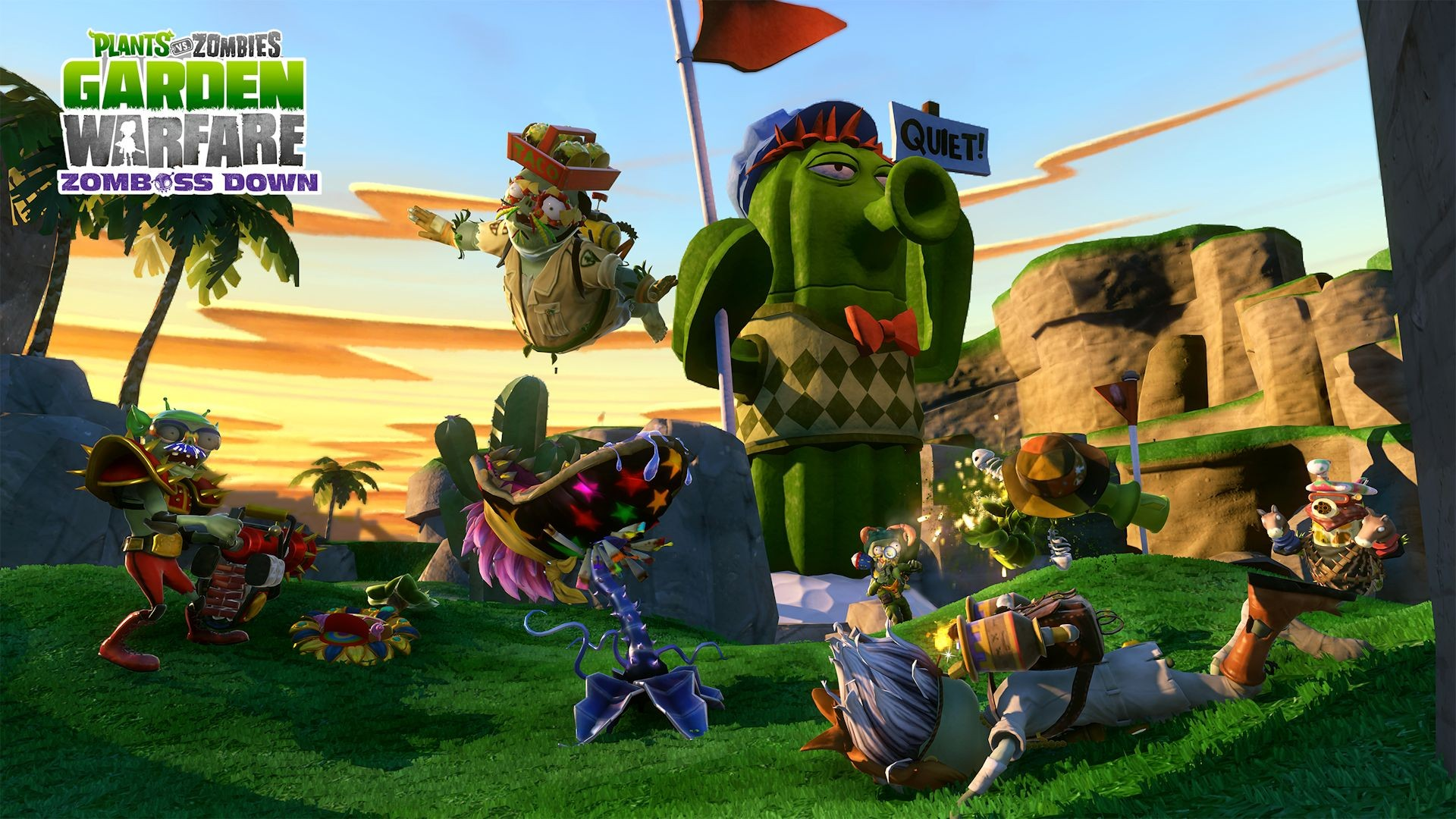 Co Optimus News Plants Vs Zombies Garden Warfare Pc Release Date Announced