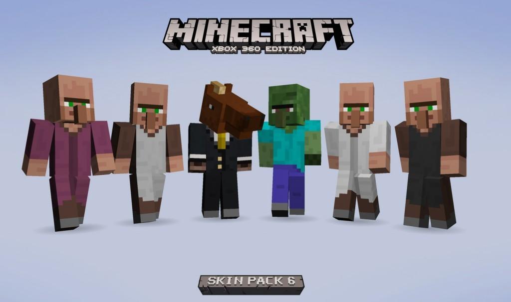 Minecraft Spielen Deutsch Skins Para Minecraft Wii U Edition Bild - Skins para minecraft wii u edition