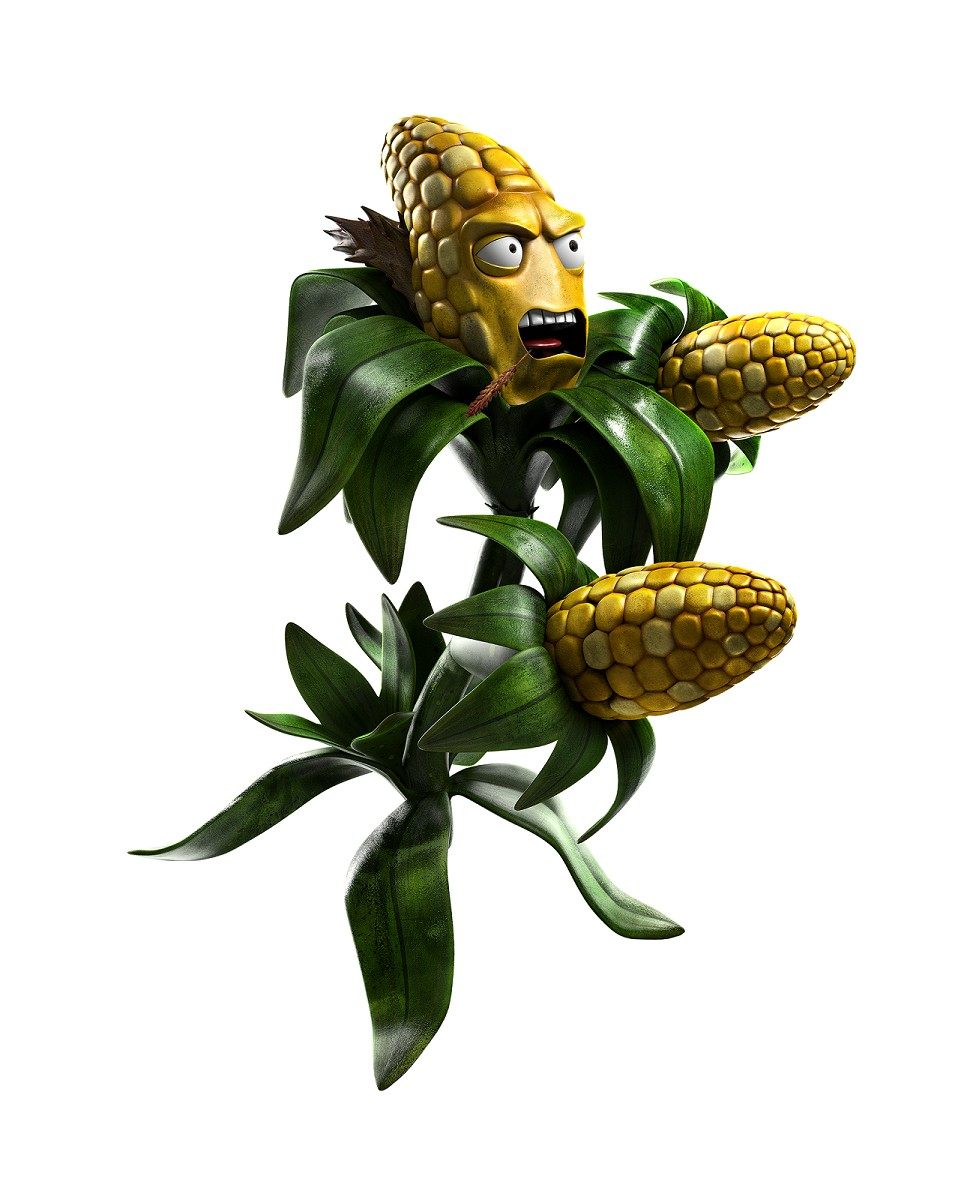 Co Optimus News Video Showcases Character Abilities For Plants Vs Zombies Garden Warfare 2