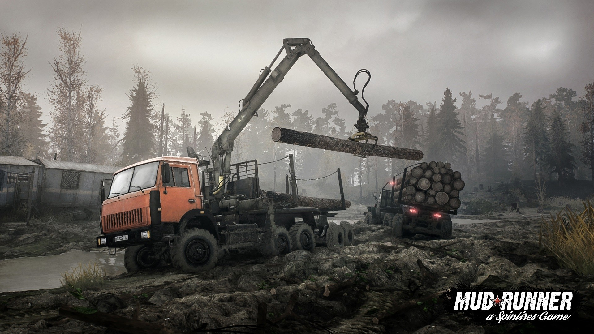 co optimus video keep on mudding with spintires mudrunner. Black Bedroom Furniture Sets. Home Design Ideas
