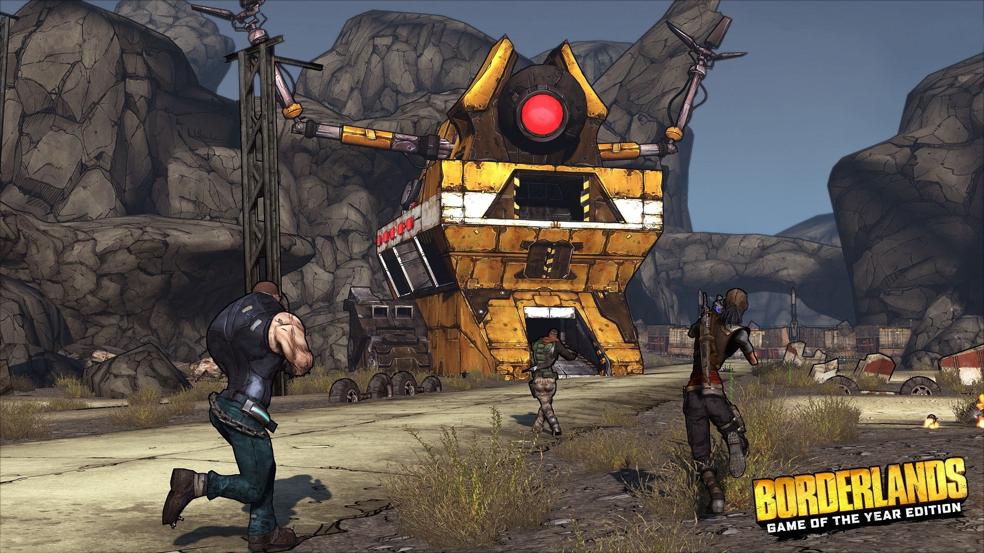 GOTY DLC tokens - Borderlands: Game of the Year Edition