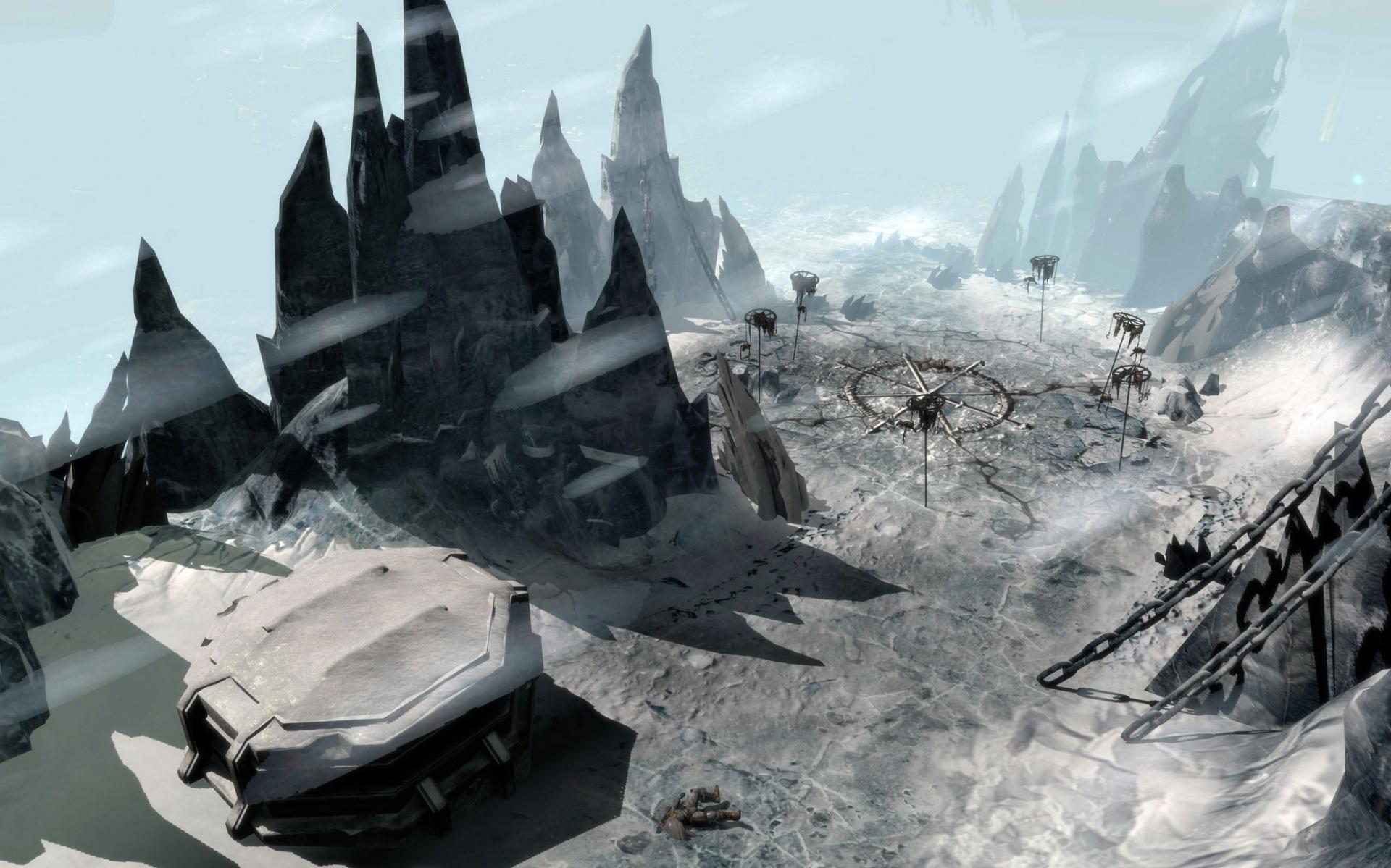 Co-Optimus - Screens - Dawn of War 2: Chaos Rising First ...