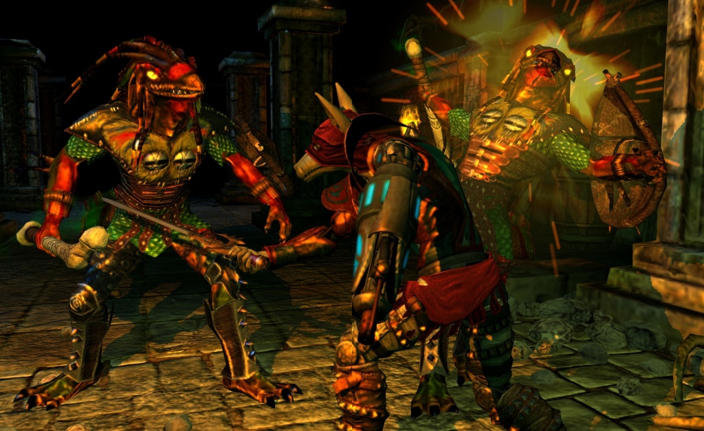 Deathtrap Dungeon No-CD Patches Game Fixes