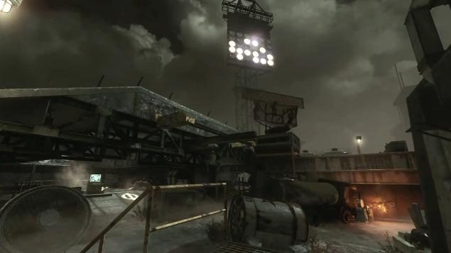 Co Optimus Screens Call Of Duty Black Ops Zombies Map
