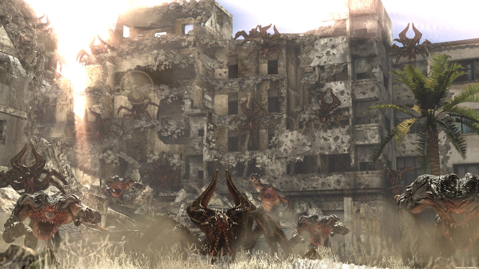 Скачать Serious Sam 3 / Крутой Сэм 3 (2011) Repack торрент без