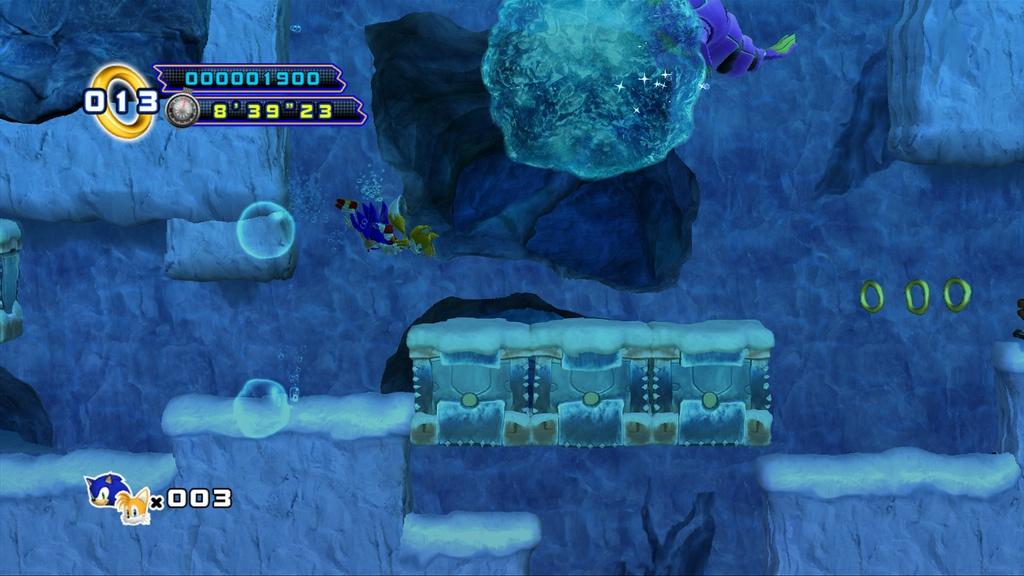 Sonic 4 Episode II Walrus