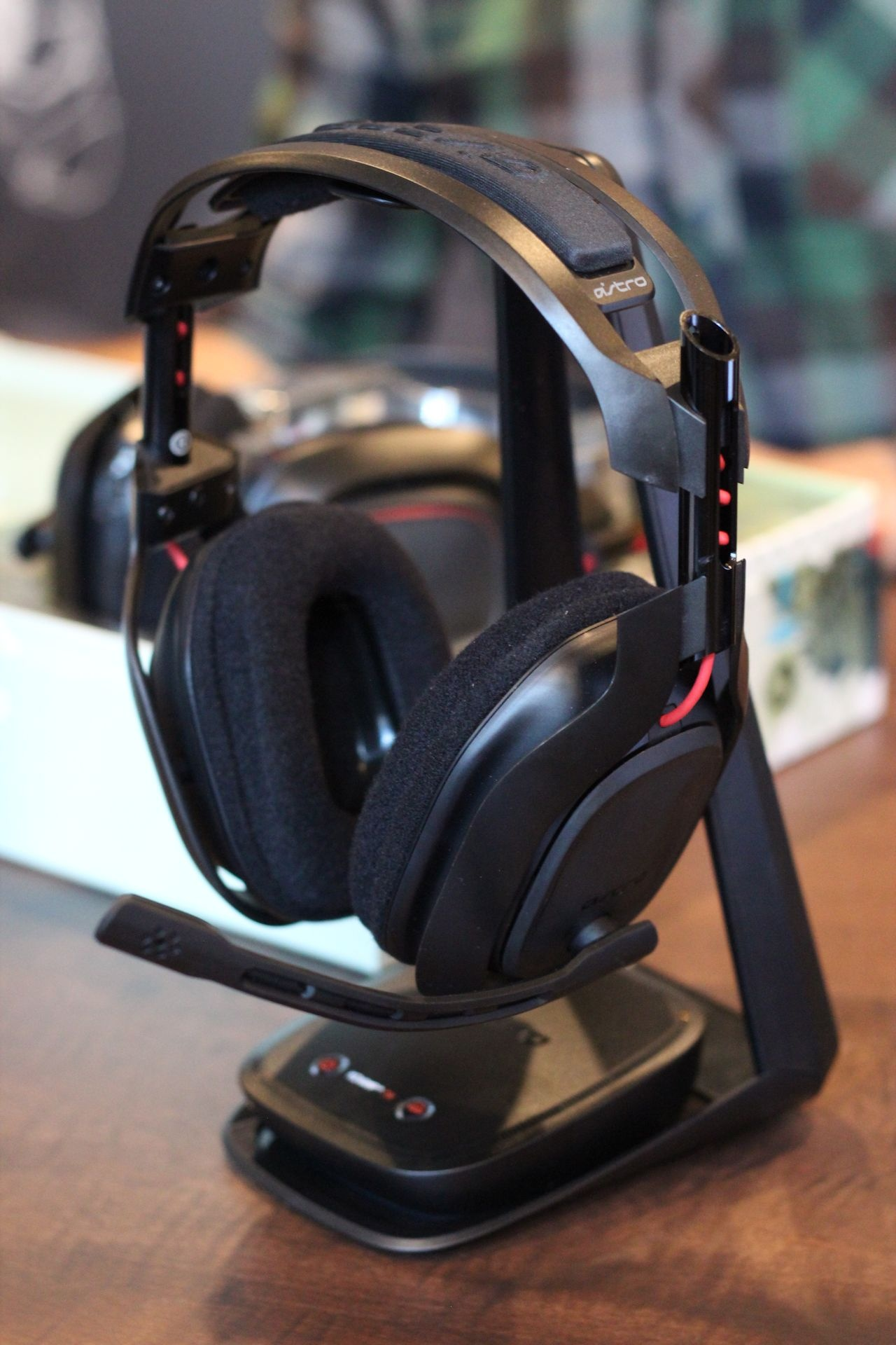 Co-Optimus - News - E3 2012: Astro A50 Ears on Impressions