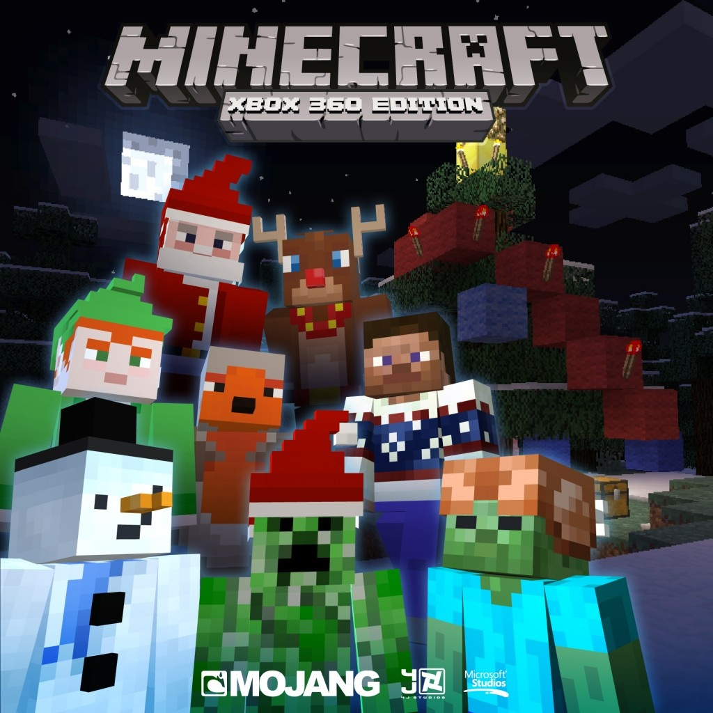 CoOptimus News Additional Minecraft Th Title Update Details - Skins para minecraft pc demo