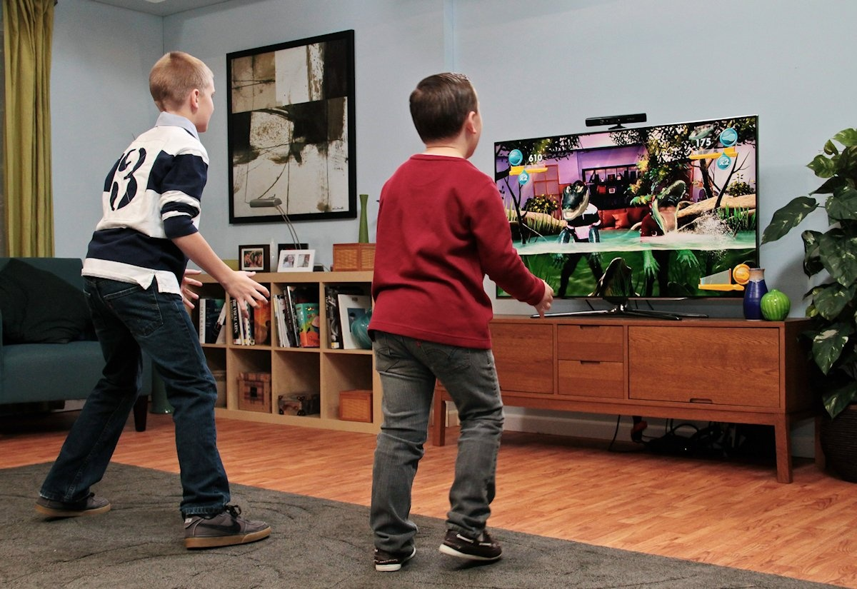 Co-Optimus - News - Kinect Nat Geo TV and Sesame Street TV Season 2