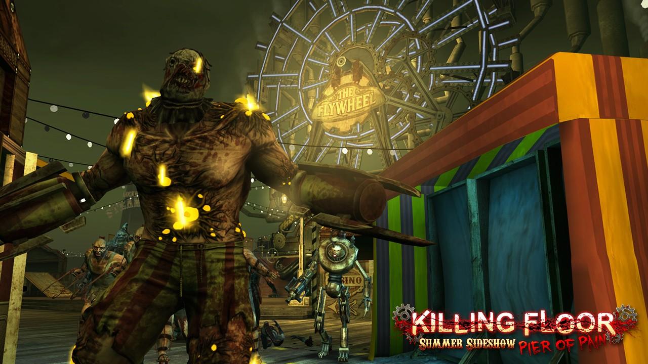 Co optimus screens killing floor free to play for one for How to play killing floor online