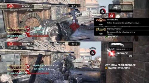 Co-Optimus - Gears of War: Judgment (Xbox 360) Co-Op Information
