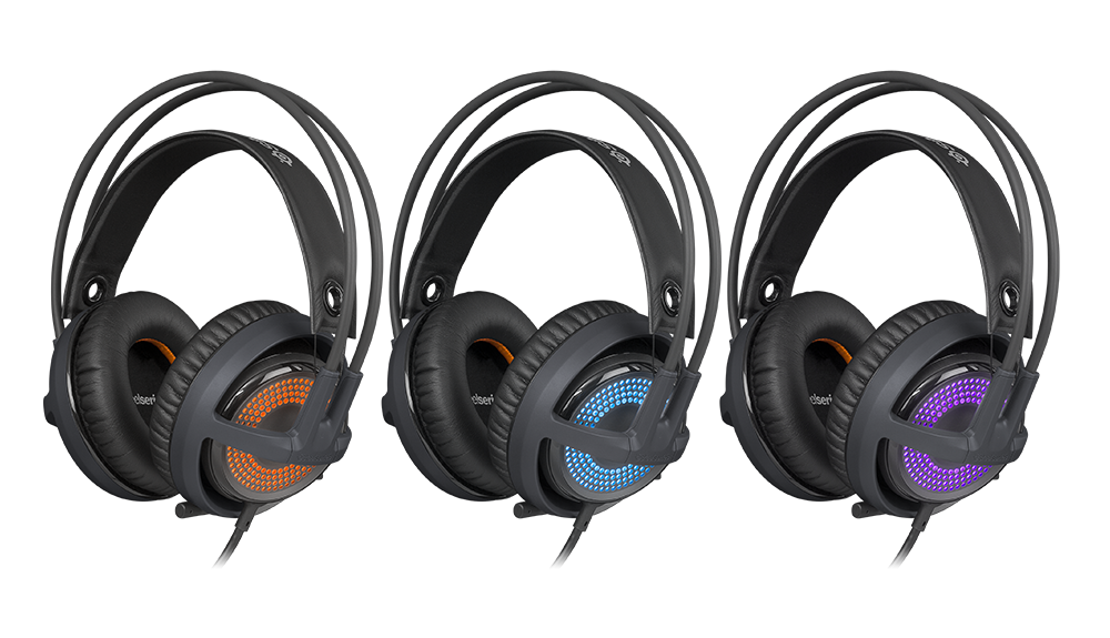 SteelSeries Updates the Siberia Headset Line with Four Impressive New Models