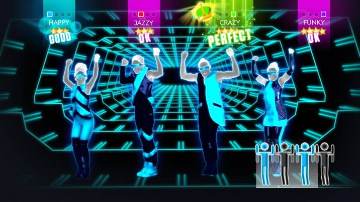 Just Dance 2014 co-optimus