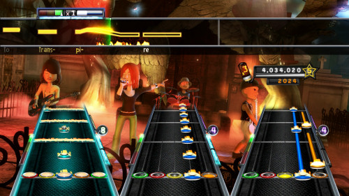 Guitar Hero 5 will support Xbox Live Avatars