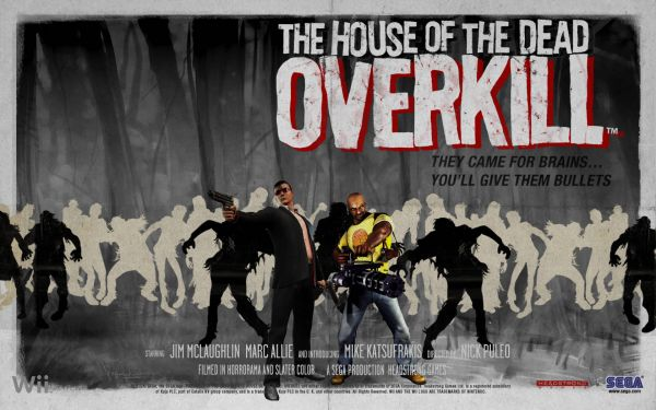 Co Optimus News Create Your Own House Of The Dead Overkill