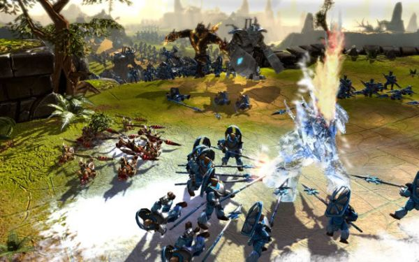 Co-Optimus - News - Battleforge is the First DirectX 11 Game