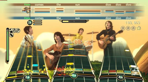 Co-Optimus - Screens - Beatles Rock Band A Solid Co-Op Game