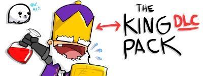 Castle Crashers King Pack