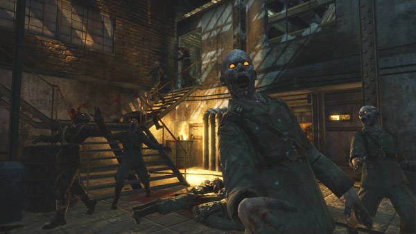 Co-Optimus - News - Call of Duty: World at War Zombies - Der ... on