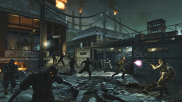 Co Optimus News Call of Duty World at War Nazi Zombies Der Riese Impre