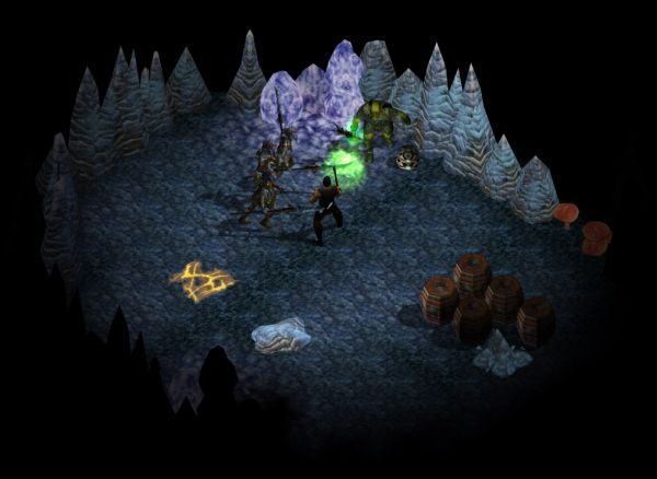 Co-Optimus - News - Upcoming Indie Action-RPG Din's Curse ...