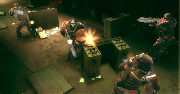 army of two the 40th day psp review