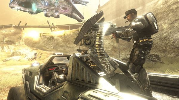 Co-Optimus - News - Pre-Order Halo 3: ODST and Receive Sgt
