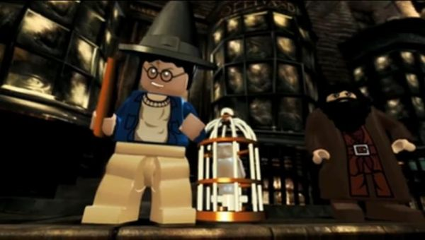 Co-Optimus - News - LEGO Harry Potter Apparating On ...