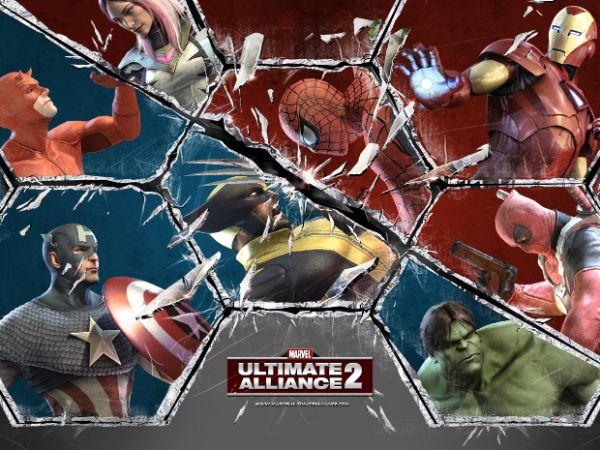 world of warcraft wallpaper alliance. Marvel Ultimate Alliance 2
