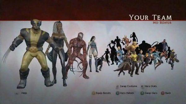 Co-Optimus - News - Marvel Ultimate Alliance 2 DLC