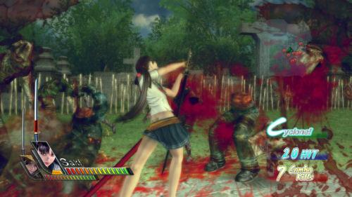 Co Optimus Review Onechanbara Bikini Samurai Squad Co Op Review