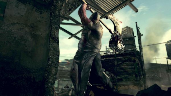 Co Optimus News Resident Evil 5 Controls Freak People Out