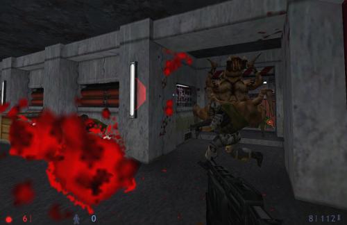 Half-life Sven Co-op Mod