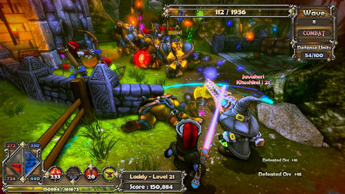 [HOT] HD games for your android phone! 2 Dungeon-Defenders-06