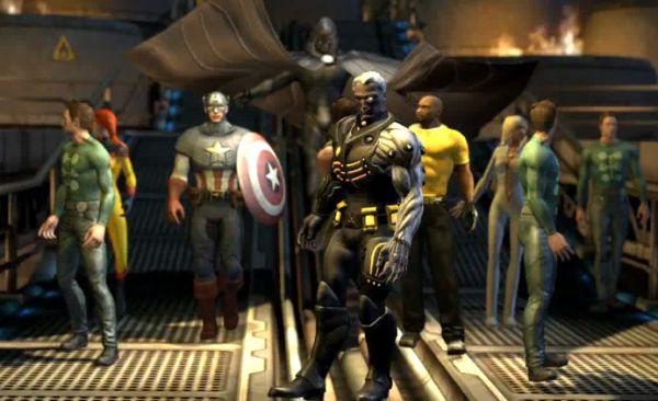 Co-Optimus - News - PSA - Marvel Ultimate Alliance 2 DLC