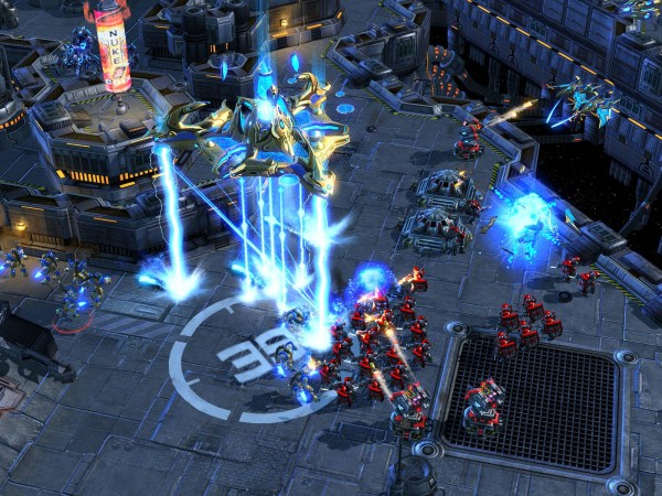 Co-Optimus - News - Starcraft II's 1 2 Patch Brings Bug Fixes and
